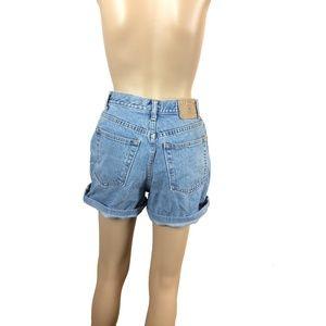 GAP Shorts - Sale! Vintage light wash high waist denim shorts